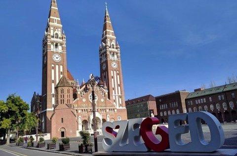 3 napos pihenés a napfény városában, Szegeden