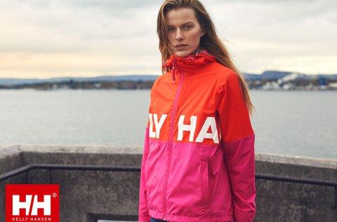 Helly Hansen W Amuze női dzseki retró dizájnnal