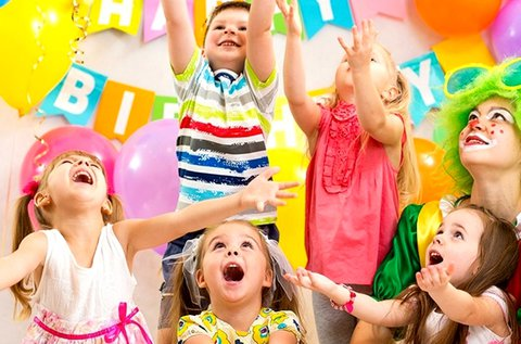 Játszóházas születésnapi zsúr szervezése
