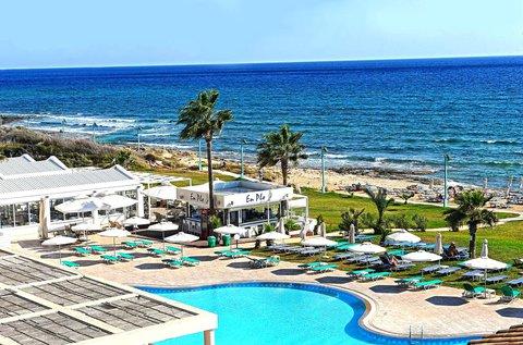 6 napos üdülés Ciprus fehér homokos tengerpartján