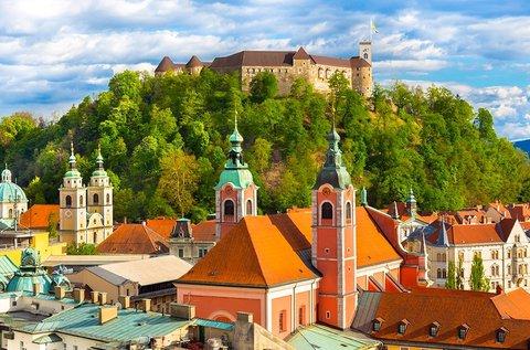 3 napos kikapcsolódás novembertől Ljubljanában