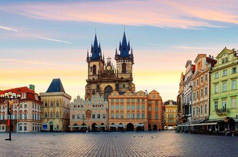 3 napos élménydús pihenés márciusig Prágában
