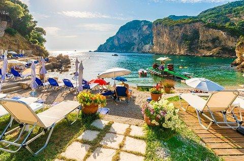 1 hetes felejthetetlen vakáció Korfun repülővel