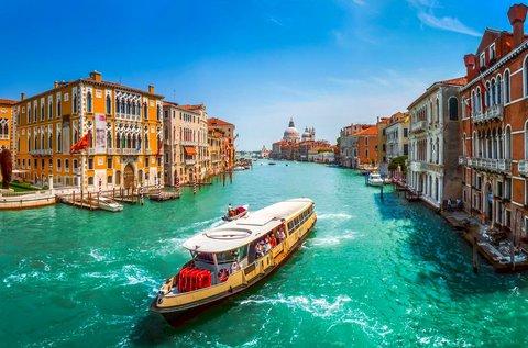 4 napos őszi vagy téli városlátogatás Velencében