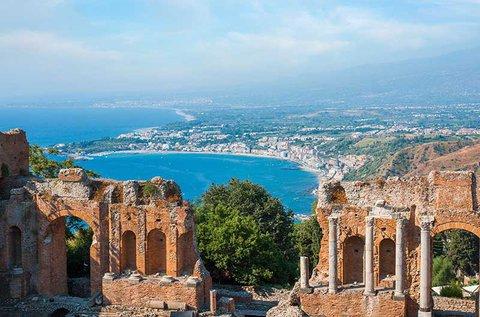 Egzotikus látogatás a nap szigetén, Szicílián