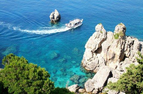 8 napos szeptemberi kiruccanás Korfu szigetére