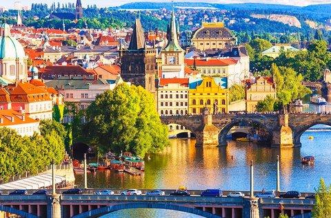 3 napos barangolás a cseh fővárosban, Prágában