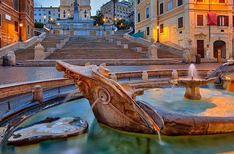 4 napos szeptemberi városnézés Rómában