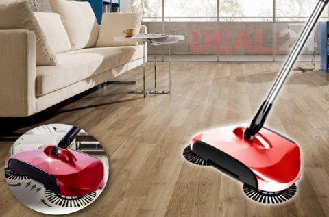 Sweeper 360 padló- és szőnyegtisztító seprű