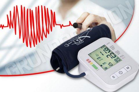Vérnyomásmérő készülék LCD kijelzővel