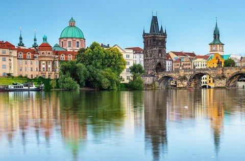 Év végi vagy évkezdő kikapcsolódás Prágában