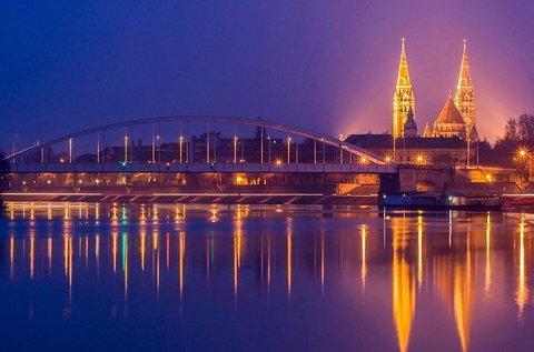 Élménydús őszi pihenés borkóstolóval Szegeden