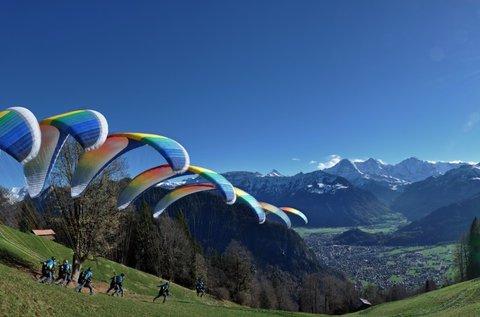 Felejthetetlen élmény tandem siklóernyőzéssel
