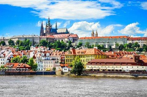 Téli feltöltődés a cseh fővárosban, Prágában