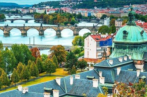 3 napos kikapcsolódás novembertől Prágában