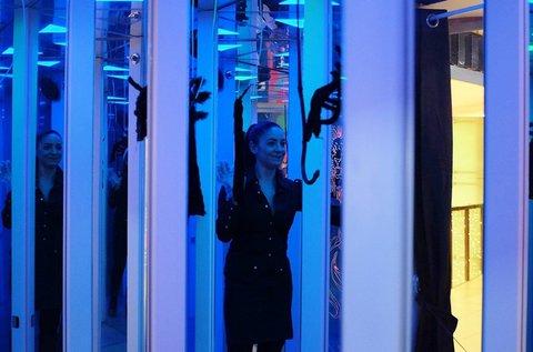 Tükörlabirintus belépő 1 fő részére a DreamLandbe