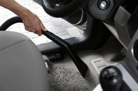 Teljes kárpittisztítás külső-belső autómosással