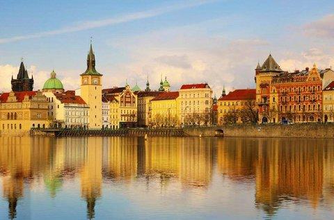 Téli feltöltődés az arany városban, Prágában