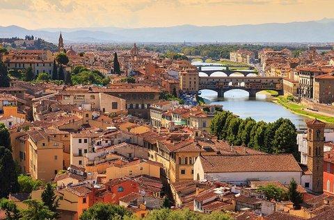 Látogatás az olasz kultúra városában, Firenzében