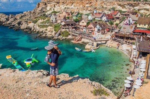 8 napos őszi vakáció a gyönyörű Máltán repülővel