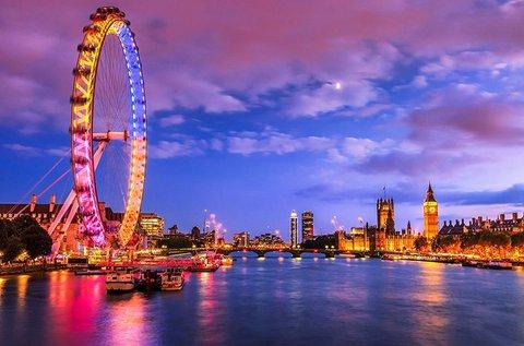 Élménydús hosszú hétvégék ősszel Londonban