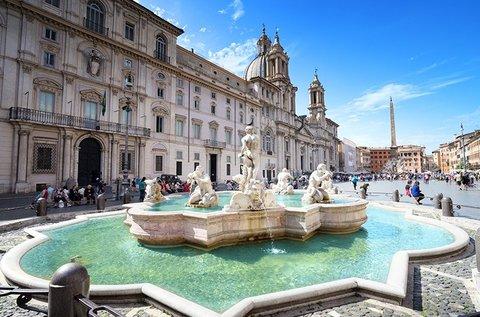 Hangulatos őszi barangolás Rómában