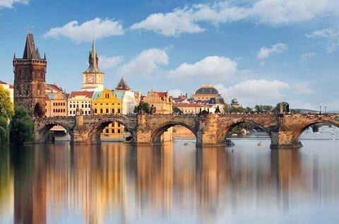 Négy évszakos látogatás a száztornyú Prágában