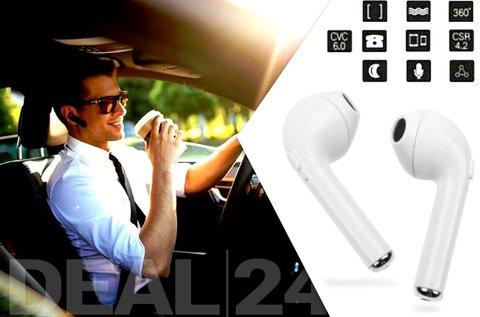 HBQ-I7 vezeték nélküli fülhallgató és headset
