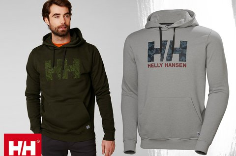 Helly Hansen F2F kapucnis férfi pulóver