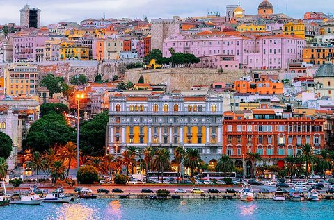 8 napos körutazás Szardínia és Korzika szigetén