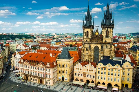 Stresszmentes hétköznapok a száztornyú Prágában
