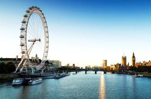 4 napos őszi városlátogatás Londonban repülővel
