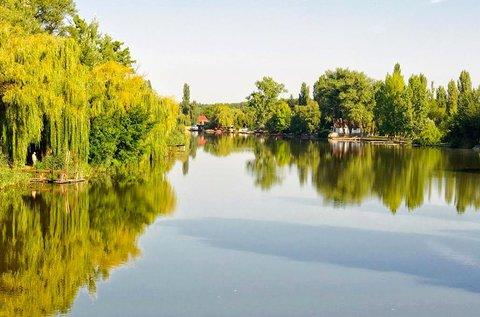 3 napos pihenés év végéig a Kőrös-folyó közelében