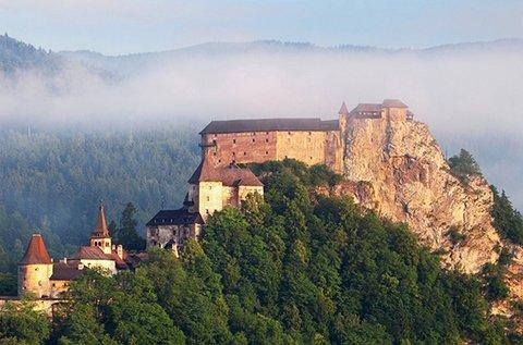 3 napos késő őszi feltöltődés Szlovákiában