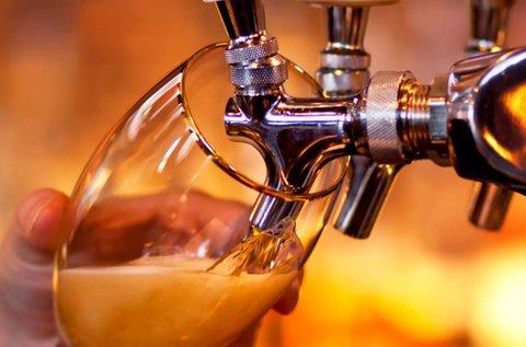 Aranypecsét-díjas cseh sörök kóstolója 2 fő részére