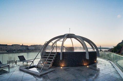 Őszi gasztro-wellness élmény a Rudas Fürdőben