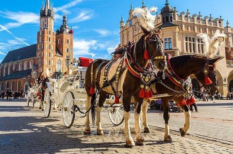 3 napos buszos körutazás Lengyelországban