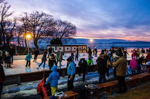 3 napos meghitt pihenés a téli Balatonnál