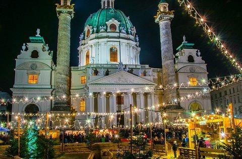 Adventi buszos kirándulás városnézéssel Bécsben