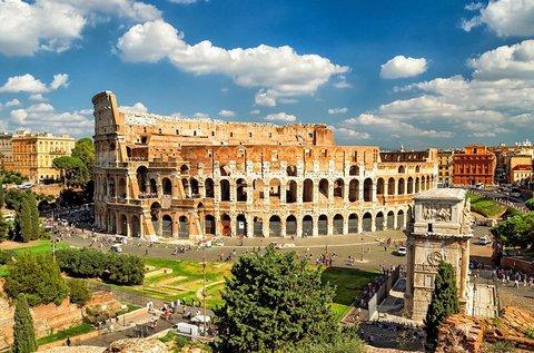 Őszi-téli látogatás az örök városban, Rómában