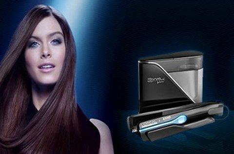 L'Oréal SteamPod hajújraépítés és -formázás