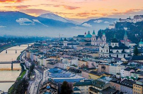 3 napos családi feltöltődés a meseszép Salzburgban