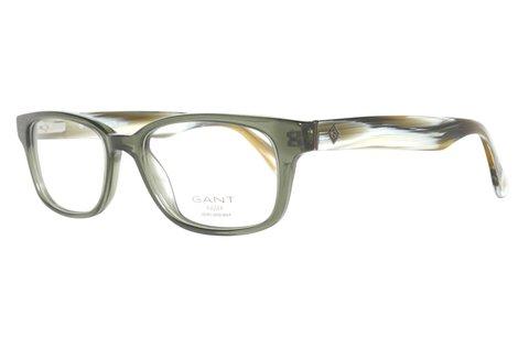Gant férfi szemüvegkeret olajzöld színben
