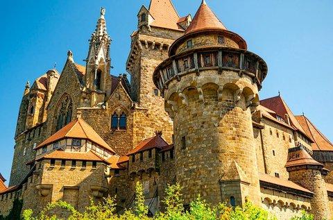 Őszi buszos utazás 1 főnek Kreuzenstein várához