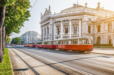 Őszi látogatás az osztrák fővárosban, Bécsben