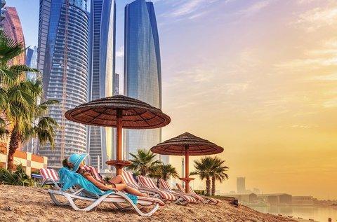 Luxus üdülés az egzotikus Dubaiban repülővel