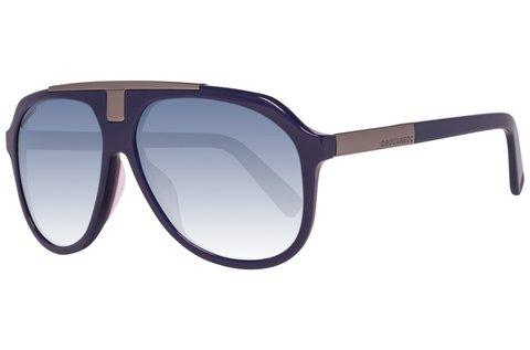 Stílusos Dsquared2 férfi napszemüveg kék színben