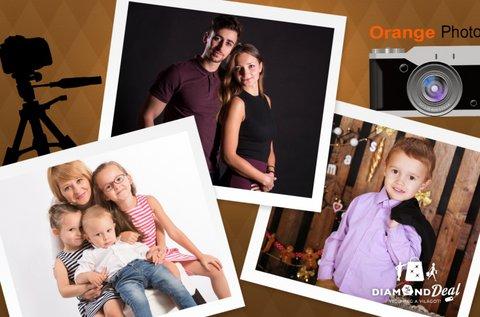Profi egyéni, páros, gyermek vagy családi fotózás