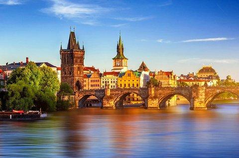 Októberi buszos kirándulás 1 fő részére Prágában
