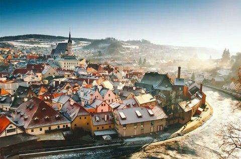 Hangulatos őszi vagy téli barangolás Prágában